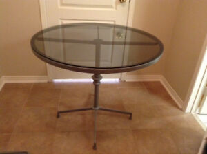 CONDO SIZE TABLE & 2 CHAIRS Price Reduced to $99