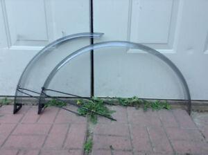 Road Bike Fenders - Clear !