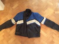 Vintage Sportex leather jacket