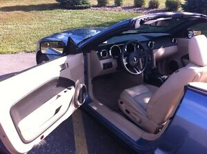 2008 Ford Mustang 4.0L V6 Convertible Kitchener / Waterloo Kitchener Area image 7