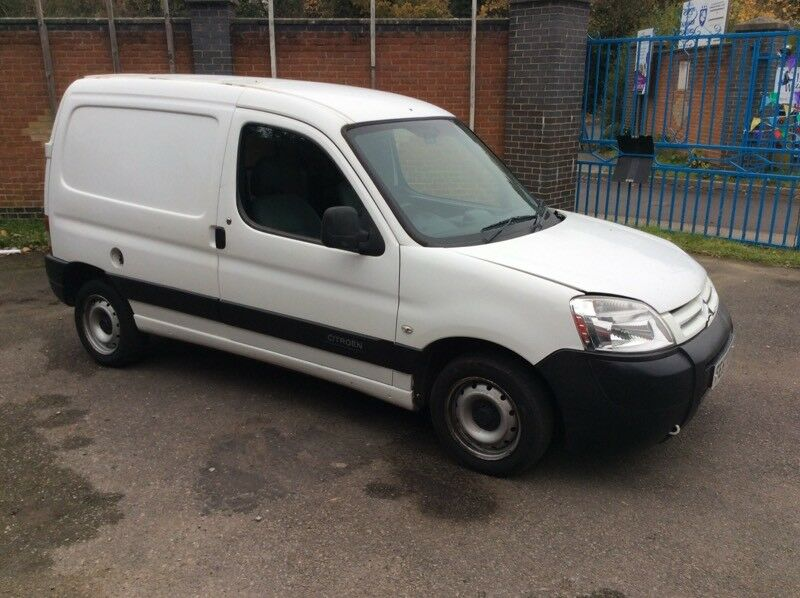 2007 57 Citroen berlingo 1.6 hdi Lx 75 diesel side loading door