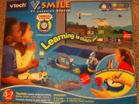 Vetch V Smile Games Console 3-7 years old