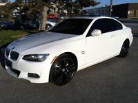 2010 BMW 335i X-DRIVE M-SPORT PKG - NAV|PADDLE SHIFT|NO ACCIDENT