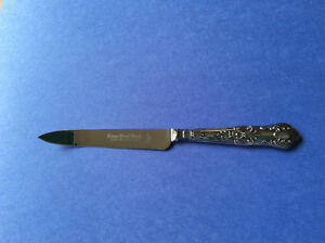 Stirling Silver GRAPEFRUIT KNIFE Sheffield Stainless Steel