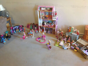 Barbies and much more
