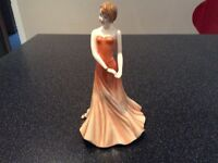 Royal Doulton pretty lady