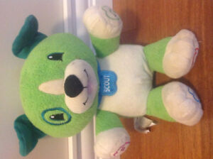 Leapfrog my pal scout interactive puppy