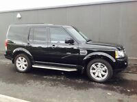 Land Rover Discovery 4 TDV6 HSE - Black - 2010(10 Reg)