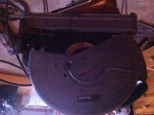 Chop saw for sell Edmonton Edmonton Area image 1