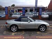 Mazda MX-5 1.6i Nevada 12 months mot 2 keys tidy car, 71,000 miles