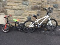 FREE, 2x Bikes, free to collect or going to the tip.