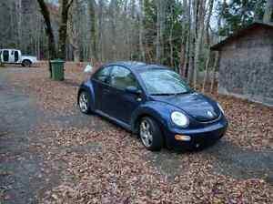 2002 VW Beetle GLX 1.8 Turbo