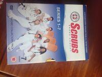 Scrubs DVD series 1-7 box set 26 discs