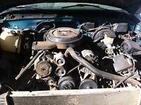 350 TBI Motor