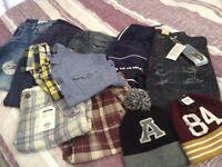 MENS/TEENS CLOTHES BUNDLE EXCELLENT CONDITION