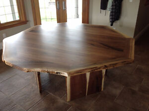 Custom Made One of a Kind Tables