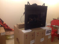 Fireplace brand new in the box $1200.00