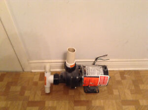Maxx whirlpool pump for a 6 jet whirlpool tub