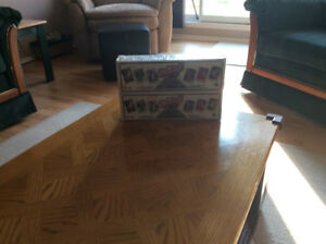 1991 baseball two complete sets 20 dollars each
