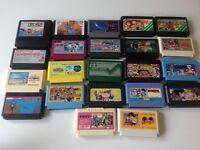 Retro 8-bit video games console & games bundle