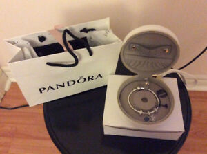 Brand New Pandora Bracelet and Charms with gift box