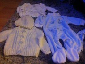 Big bag baby clothes