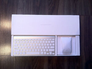 APPLE SOURIS MAGIC MOUSE + CLAVIER MAGIC KEYBOARD / NEUF