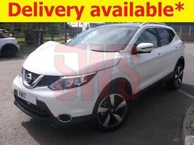 2017 Nissan Qashqai N-Connecta DCi 1.5 DAMAGED REPAIRABLE SALVAGE