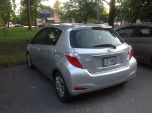 2012 Toyota Yaris LE 52000kms.excellent condition,lady driven,
