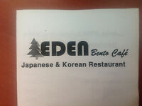 Looking for an japanese restaurant experienced waitress ASAP