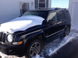 2009 Jeep Patriot Rocky Mountain SUV, Crossover