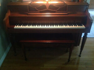 nice original piano `1965 era