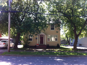 Rooming house for Rent across the road from  UdeMoncton
