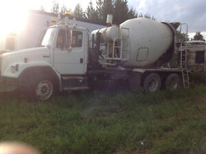 2006 Cement mixer 4.5 yard