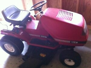 """Lawn tractor """"reduced price"""""""