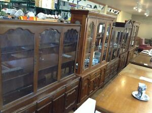 Hutch Buffets and display cabinets Fonthill Restore