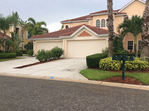 Fort Myers Coachhouse in Gated Community