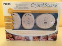 Moniteur de bébé Crystal Sounds de Vtech
