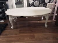 Solid Victorian table