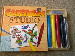 Cartoon Studio - Learn To Draw Cartoons