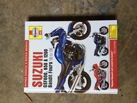Suzuki bandit Haynes manual