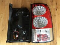 Landrover Discovery 3 rear LED light upgrade