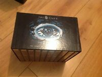 THE X FILES THE COMPLETE COLLECTORS EDITION 1-9