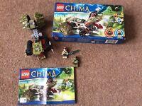 Lego China 70001
