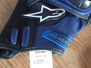 Alpinestars NEO PRO gants de moto neufs