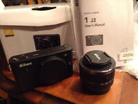 Brand New Nikon 1 compact professional camera
