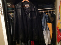 Leather Jackets both for 60 or 40 each