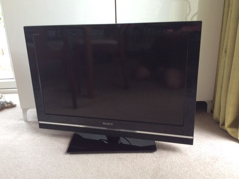 32 Sony Bravia Tv Wall Bracket Tabletop Stand In Pontypridd