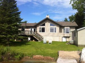 Betula Lakefront Cottage Weekly Rental
