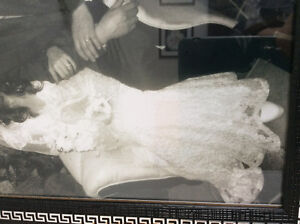 Robe de mariée/Wedding dress 300$ négo